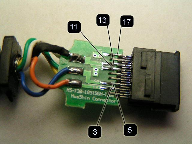 Переделка Data-кабеля от